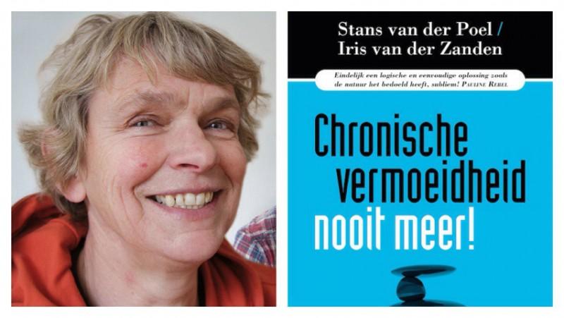 Stans van der Poel presenteert boek over Chronische Vermoeidheid