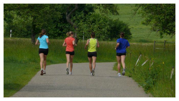 ChiRunning: hardlopen met een glimlach