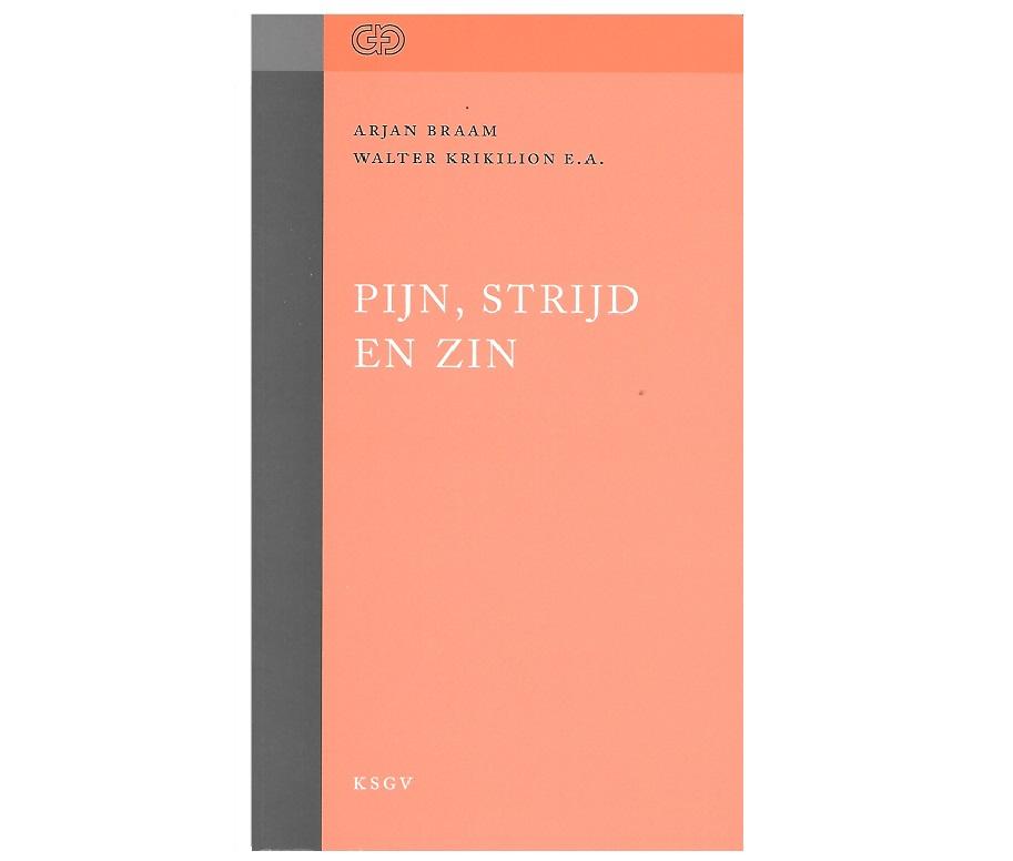 Boekbespreking Pijn, strijd en zin