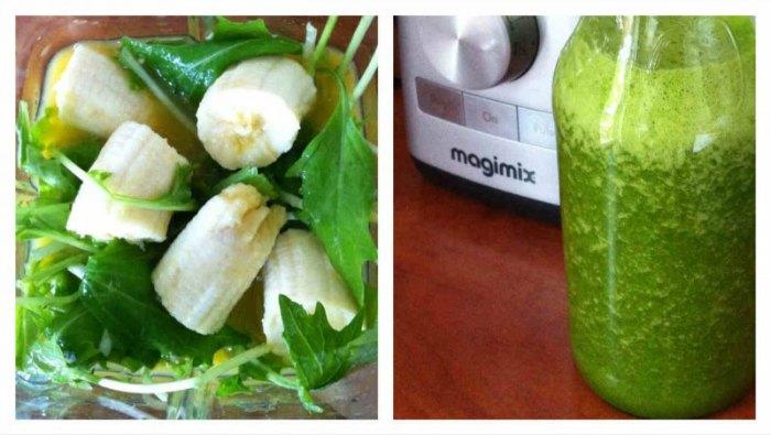 Welke blender voor groene smoothies