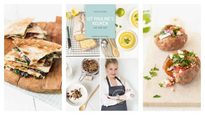 Boekrecensie Uit Pauline's keuken