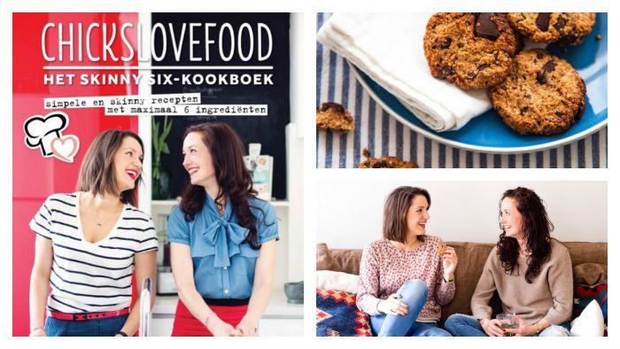 Recensie Chickslovefood het skinny six-kookboek