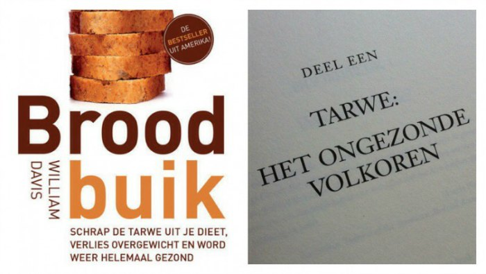 Recensie Broodbuik William Davis