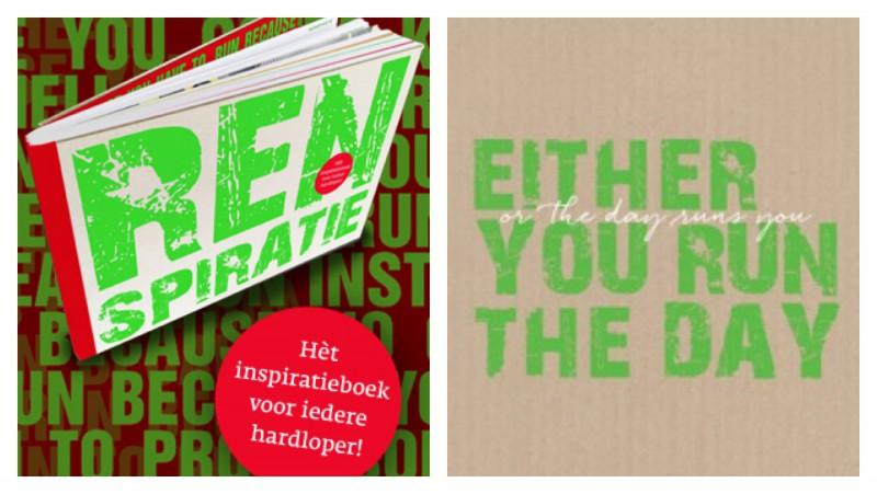 Renspiratie: boek over hardlopen van Esther Koning